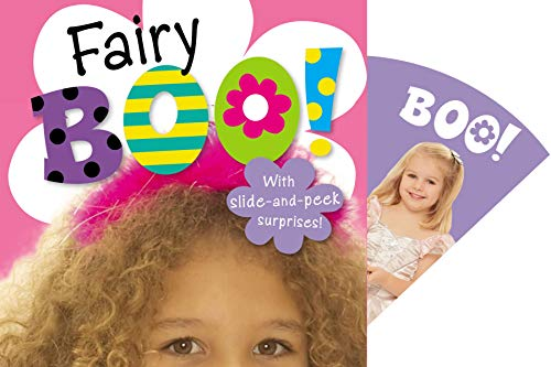 9781780655604: Fairy Boo!: With Slide-And-Peek Surprises!