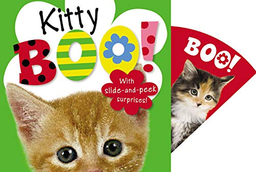 9781780655611: Kitty Boo!: With Slide-And-Peek Surprises!
