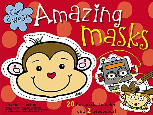 Amazing Masks Abbott, John A.