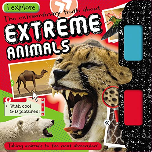 iExplore Extreme Animals (I Explore (Make Believe Ideas)) (1780655959) by Make Believe Ideas