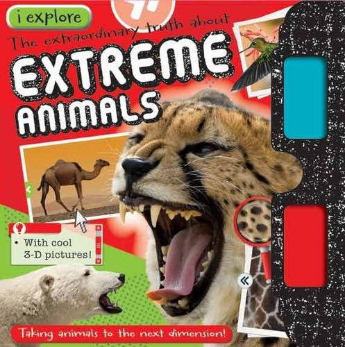 iExplore Extreme Animals: Creese, Sarah