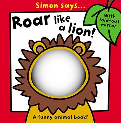 9781780656045: Simon Says Roar like a Lion