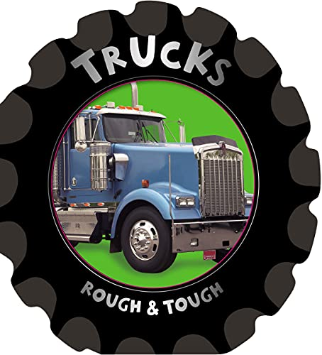 9781780656465: Trucks (Rough & Tough)