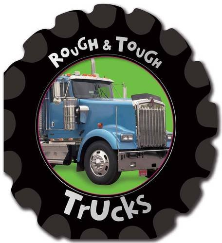 9781780656502: Trucks (Rough and Tough)