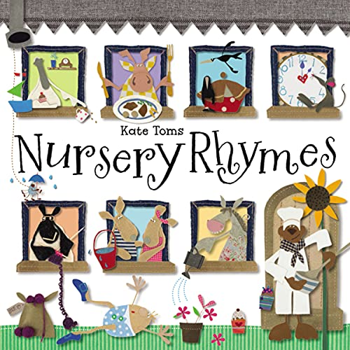Nursery Rhymes (Kate Toms Series): Kate Toms