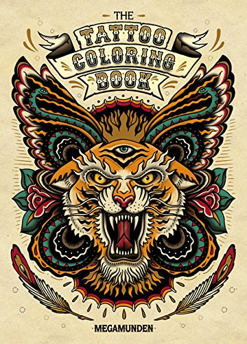 9781780670119: The Tattoo Coloring Book