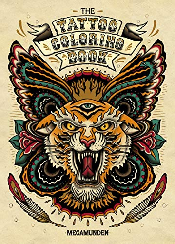 9781780670126: The Tattoo Colouring Book