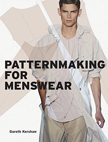 Patternmaking for Menswear (Paperback): Gareth Kershaw