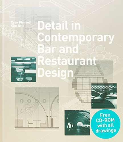 9781780670607: Detail in Contemporary Bar and Restaurant Design (Detailing for Interior Design)