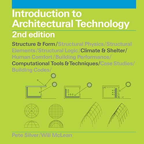 9781780672946: Introduction to Architectural Technology, 2nd Edition