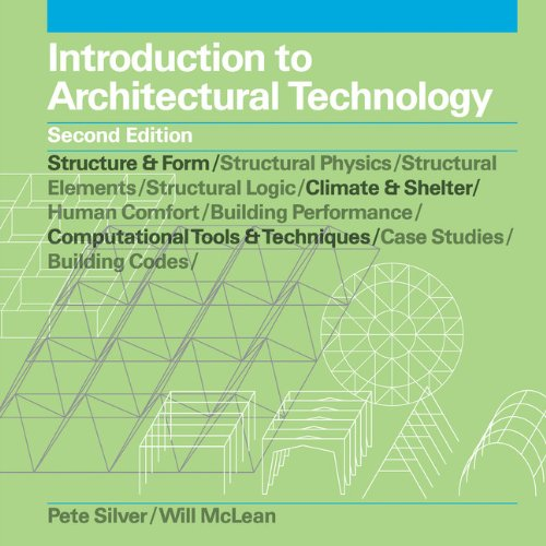 Introduction to Architectural Technology, 2nd Edition: McLean, William