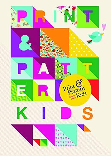 9781780673004: Print & Pattern: Kids