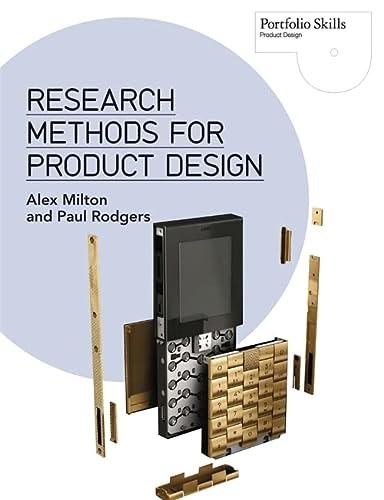 9781780673028: Research Methods for Product Design (Portfolio Skills Product Design)