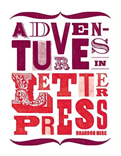9781780673332: Adventures in Letterpress