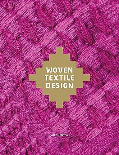 9781780673370: Woven Textile Design