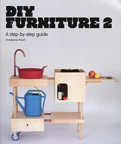 9781780673677: DIY Furniture 2: Un guide étape par étape