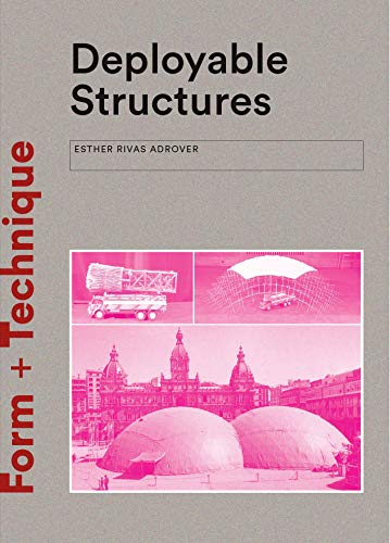 Deployable Structures (Small architecture series): Adrover, Esther Rivas