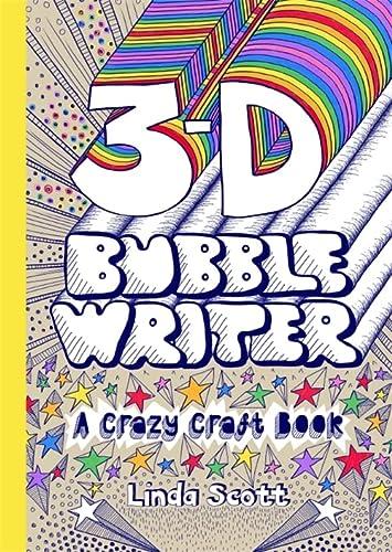 9781780674865: 3D Bubble Writer: A Crazy Craft Book