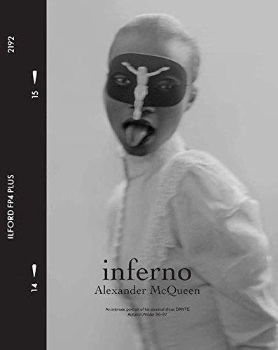 Inferno: Alexander McQueen (Hardcover): Kent Baker