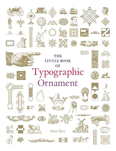 9781780675893: The Little Book of Typographic Ornament