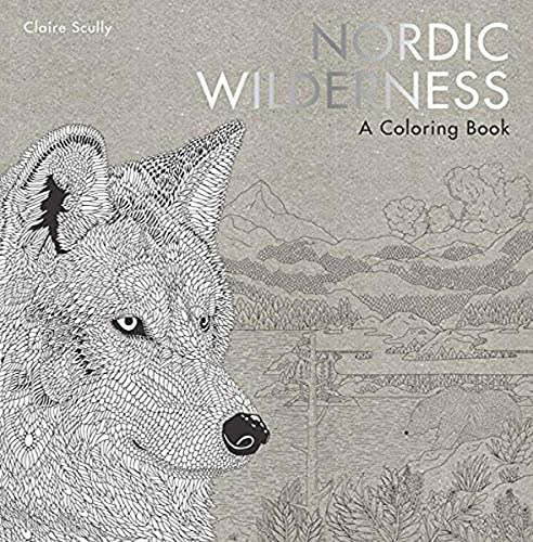 9781780679105: Nordic Wilderness: A Coloring Book
