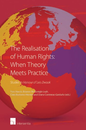 9781780682167: The Realisation of Human Rights: When Theory Meets Practice: Studies in Honour of Leo Zwaak