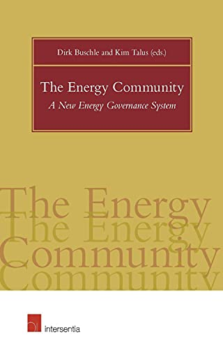 9781780683027: The Energy Community: A New Energy Governance System