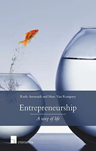 9781780683133: Entrepreneurship: A way of life