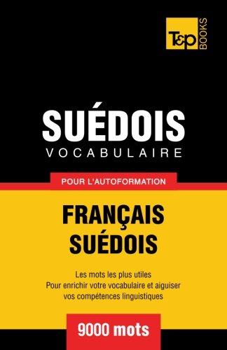 9781780711690: Vocabulaire fran�ais-su�dois pour l'autoformation. 9000 mots