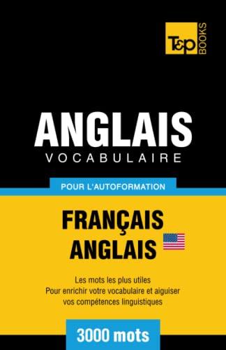 9781780711867: Vocabulaire Fran�ais-Anglais (AM) pour l'autoformation. 3000 mots
