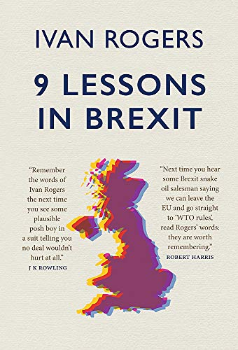 9781780723990: 9 Lessons in Brexit