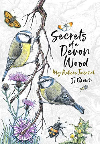 9781780724379: Secrets of a Devon Wood: My Nature Journal
