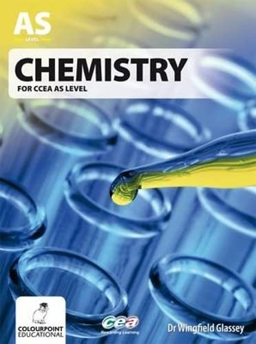 9781780730158: Chemistry for CCEA AS Level