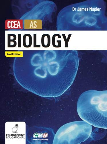 9781780730998: Biology for CCEA AS Level