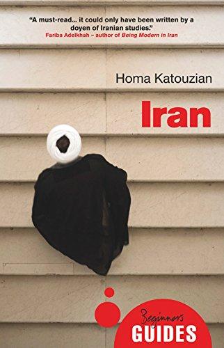 9781780742724: Iran: A Beginner's Guide