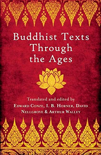 9781780743981: Buddhist Texts Through the Ages