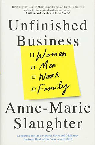 9781780745084: Unfinished Business: Women Men Work Family