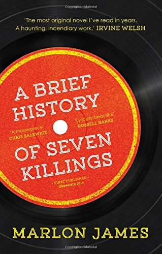 A Brief History of Seven Killings-SIGNED & DATED SECOND PRINTING: James, Marlon
