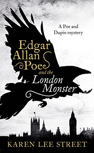9781780749303: Edgar Allan Poe and The London Monster (Point Blank)