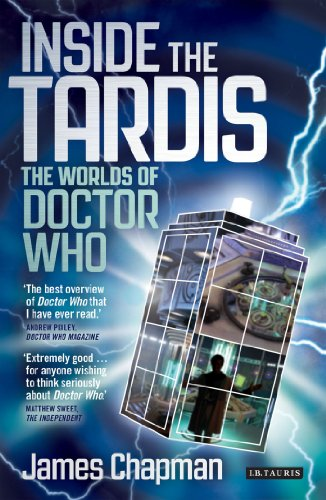Inside the Tardis: The Worlds of Doctor: Chapman, James