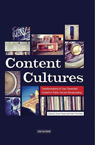Content Cultures: Simon Popple; Helen Thornham