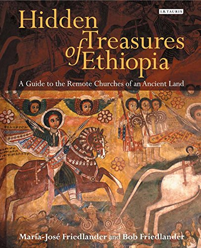 9781780768168: Hidden Treasures of Ethiopia: A Guide to the Remote Churches of an Ancient Land