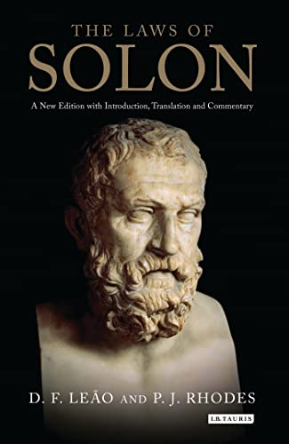 9781780768533: The Laws of Solon: A New Edition with Introduction, Translation and Commentary (Library of Classical Studies)