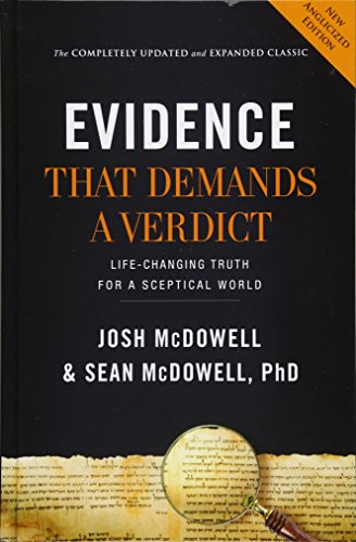 9781780788326: Evidence that Demands a Verdict (Anglicized): Life-Changing Truth for a Sceptical World