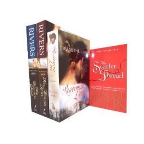 9781780810188: Francine Rivers Collection Set: Redeeming Love, Her Mother's Hope, Her Daughters Dream, the Scarlet Thread
