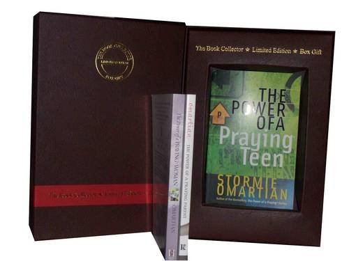 9781780810942: Stormie Omartian, 3 Books Collection Set: (The Power of a Praying Teen, The Power of a Praying Parent & The Power of a Praying Woman)