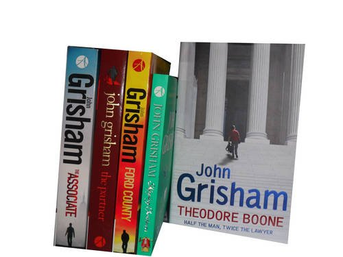9781780811864: John Grisham Collection: Skipping Christmas: Christmas with the Kranks, Ford County Stories, the Partner, the Associate & (hardcover) Theodore Boone