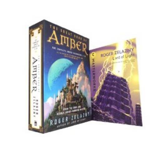 9781780812007: Roger Zelazny Collection: Lord of Light, the Great Book of Amber: the Complete Amber Chronicles, 1-10