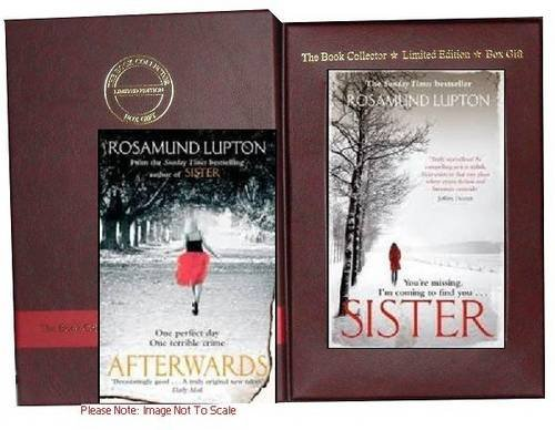 9781780812564: Rosamund Lupton Collection: Afterwards & Sister