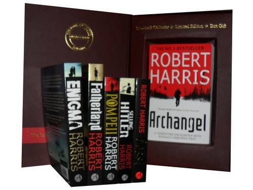 9781780813165: Robert Harris Collection: Ghost, Selling Hitler, Pompell, Archangel, Fatherland & Enigma